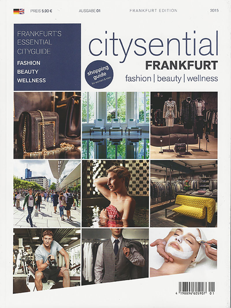 Presse City Esential Cover